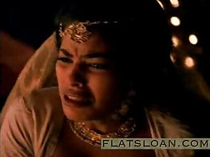 Hard defloration of indian virgin